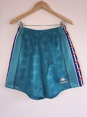 £49.99 • Buy Vintage 90's FC BARCELONA KAPPA Shorts *RARE* PERFECT CONDITION Size XL
