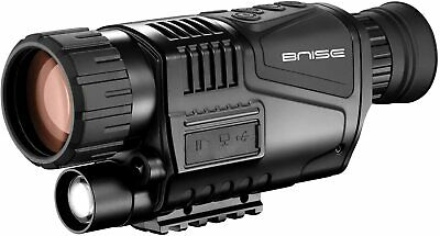 £99.99 • Buy 8x40 Digital Night Vision Monocular Infrared Camera With Video Playback USB Outp