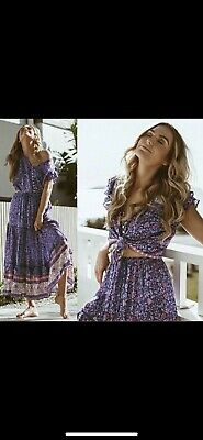AU280 • Buy Spell And The Gypsy Dahlia Bravehearts Blouse Size XL BNWOT