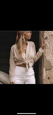 AU180 • Buy Spell And The Gypsy Paloma Blouse Size XL BNWT