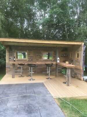 £2000 • Buy Outside Bar Shelter Made Bespoke Made To Your Requirements