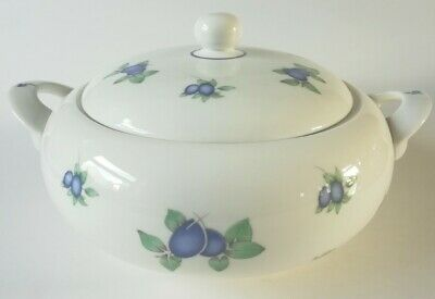 £41 • Buy Royal Doulton Blueberry Serving Tureen And Lid
