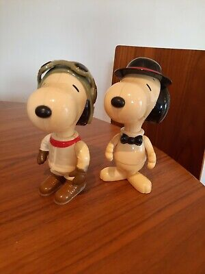 £0.99 • Buy Two Vintage 2000 McDonald Snoopy Toys