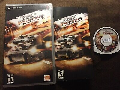 £9.58 • Buy Fast And The Furious (Sony PS2, 2007) FAST SHIPPING! !!