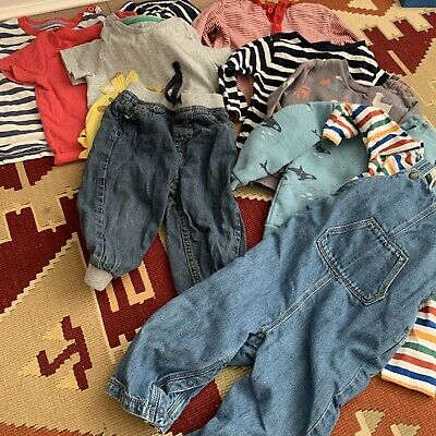 £10.50 • Buy Bundle Of Baby Boy Clothes Age 12-18 Months, Next, Blue Zoo, John Lewis, Boden