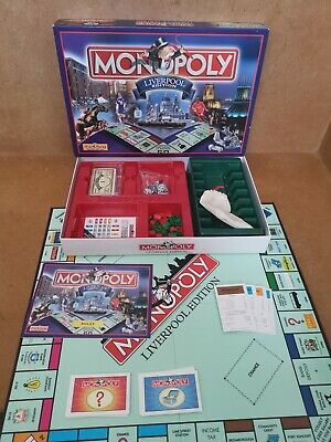 £9.99 • Buy Monopoly The Here & Now Limited Edition Board Game Parker 2005 - 100% Complete