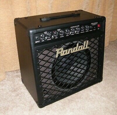 $ CDN374.49 • Buy Randall RG80 80W 1x12 Guitar Combo  - Issue - See Notes