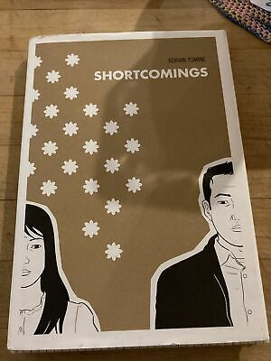 £29.09 • Buy Shortcomings Adrian Tomine Csept 2007 First Hardcover Edition