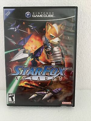 £29.56 • Buy Star Fox: Assault (GameCube, 2005) Case, Manual And Disc
