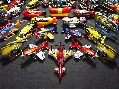 £0.99 • Buy #66 = *Hot Wheels* Helicopter Jet Plane Airship Skateboard Train Parts +Oddities