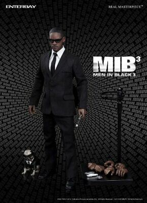 $429.51 • Buy 1/6 Real Masterpiece Collectible Figure Men In Black 3 Will Smith As Agent J