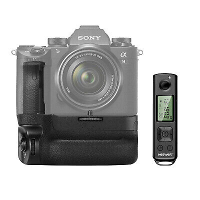 $ CDN47.69 • Buy Neewer Vertical Battery Grip For Sony A9 A7III A7RIII Cameras, Replacement