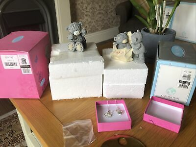 £10 • Buy Me To You Sealed With A Loving Kiss And Bear With Necklace