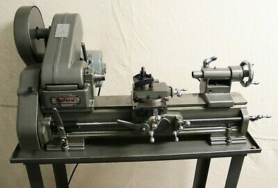 £1295 • Buy Myford ML10 Lathe With Stand - Watch Video Of This Item