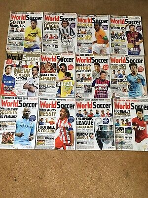 £0.99 • Buy World Soccer 2012 - Every Issue Individually