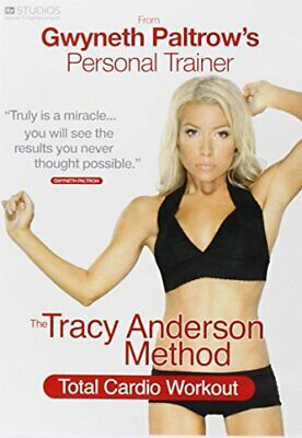 £3.64 • Buy The Tracy Anderson Method: Total Cardio Workout [DVD][Region 2]
