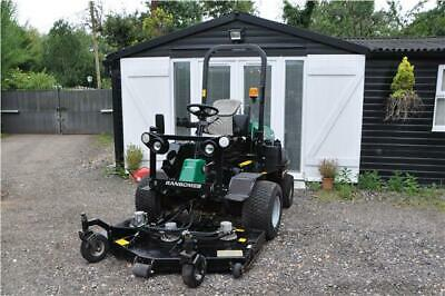 £7795 • Buy 2014 Ransomes HR300 Outfront Rotary Mower 4WD