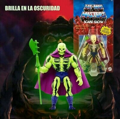 $27.99 • Buy Mattel Masters Of The Universe Origins Scare Glow 5.5-in Action Figure