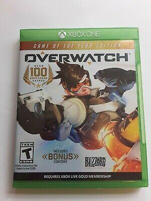 AU27.03 • Buy Overwatch - Game Of The Year Edition - Microsoft Xbox One