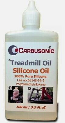 AU14.93 • Buy Treadmill Silicone Oil Lubricant - 100 Ml, Extends Your Treadmills Belt Life.