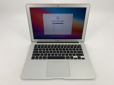$337.99 • Buy MacBook Air 13 2017 1.8GHz I5 8GB 128GB SSD - Good Condition - White Spot