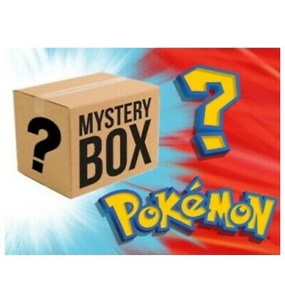 $100 • Buy $100 Pokemon Card Mystery Box!! (Booster Packs/Boxes, PSA, Raw Cards)