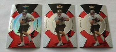 $12.99 • Buy 2005 Topps Finest Heath Miller Rookie Card Lot With Refractor 280/399 Near Mint.