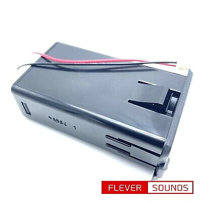 £36.04 • Buy Yamaha SLG200 Silent Guitar Replacement Genuine Battery Box Case ZJ993600 New