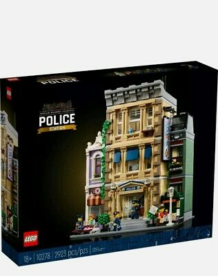 £159.99 • Buy LEGO Creator 10278 Police Station - New In Sealed Box