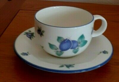 £4.40 • Buy Doulton Everyday Blueberry Cup & Saucer