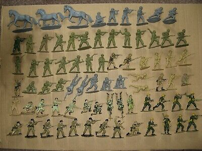 £14 • Buy Mixed Lot Of Plastic Toy Soldiers - Airfix?