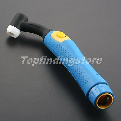 £14.99 • Buy Replacement WP 26F SR 26F TIG Welding Torch Head Body Flexible 200Amp Air Cooled