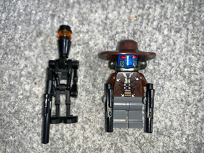 £19.99 • Buy LEGO Star Wars Cad Bane & Assassin Droid Sw0285 From Set 8128