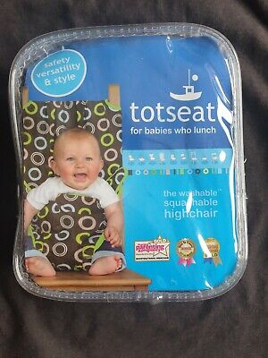 £5 • Buy Totseat Travel Or Home Highchair