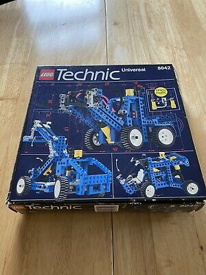 £35 • Buy LEGO Technic Pneumatic Set 8042 100% Complete With Box And Instructions