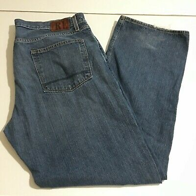 $15.99 • Buy Polo Ralph Lauren RL Ashmore Mens Jeans Size 38x32 Distressed