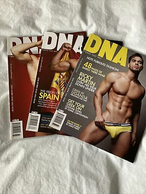£13 • Buy 3 Issues Of DNA MAGAZINE - #161 #162 #164
