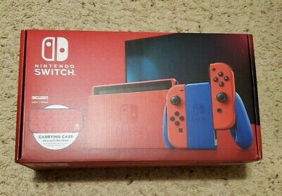 $ CDN440.58 • Buy Nintendo Switch Mario Red And Blue Edition