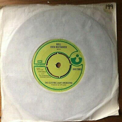 £1.15 • Buy Electric Light Orchestra ELO Roll Over Beethoven 45/Single Harvest
