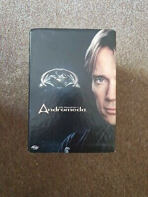 £50 • Buy Andromeda The Complete Series 50 Disc Set With Case