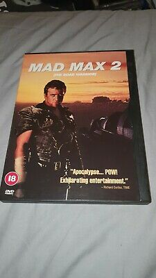 £0.99 • Buy Mad Max 2 - The Road Warrior (DVD, 1999)