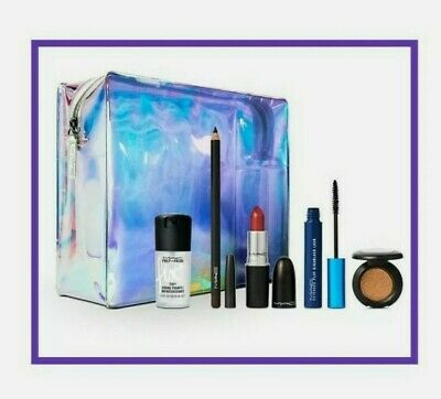 £42 • Buy MAC Summer Vibes Set Limited Edition Makeup Bundle Ideal Gift For Her Worth £79