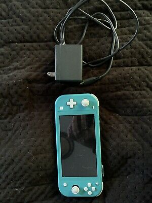 $ CDN225 • Buy Nintendo Switch Lite - Turquoise Excellent Used Condition No Box