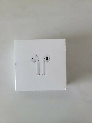 AU81 • Buy Apple AirPods 2nd Generation With Charging Case - White
