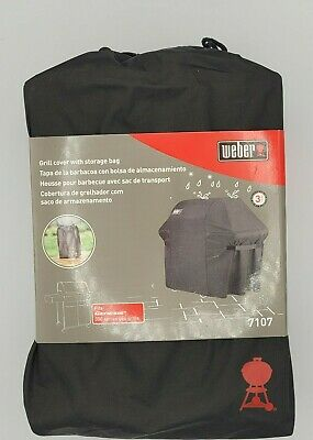$ CDN53.50 • Buy Weber Genesis 300 Series Gas Grill Deluxe Protective Cover 7107 New! Free Ship!
