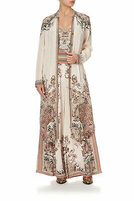 AU549 • Buy Camilla Franks Sz M 12-14 TALES OF TALITHA  Mid Length Shirt Dress NWT Sold Out!