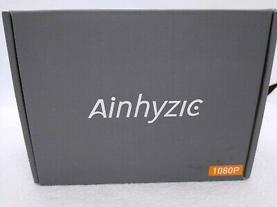 AU26.84 • Buy Ainhyzic Dash Cam Front And Rear Dual Dash Camera For Cars With FHD 1080P,Touch