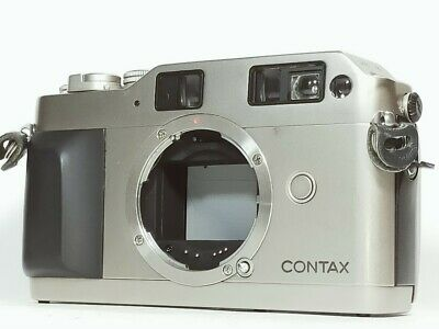 $ CDN376.09 • Buy [Excellent+5] Contax G1 Green Label Rangefinder Film Camera Body Only From JAPAN