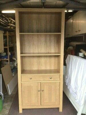 £50 • Buy Tall Bookcase With Cupboard And Drawer