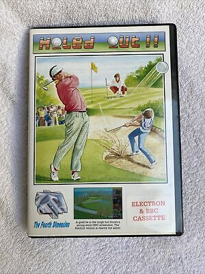 £4.75 • Buy Holed Out Acorn Electron BBC Micro Game